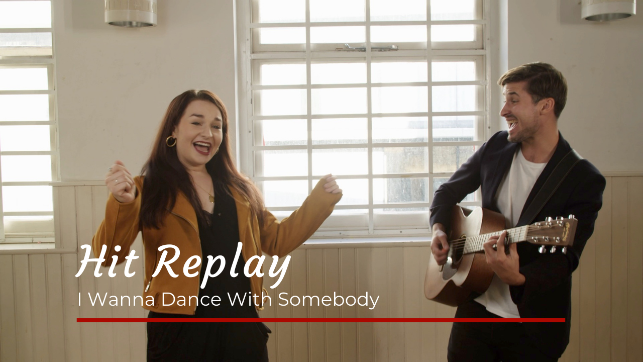 Hit Replay I Wanna Dance With Somebody