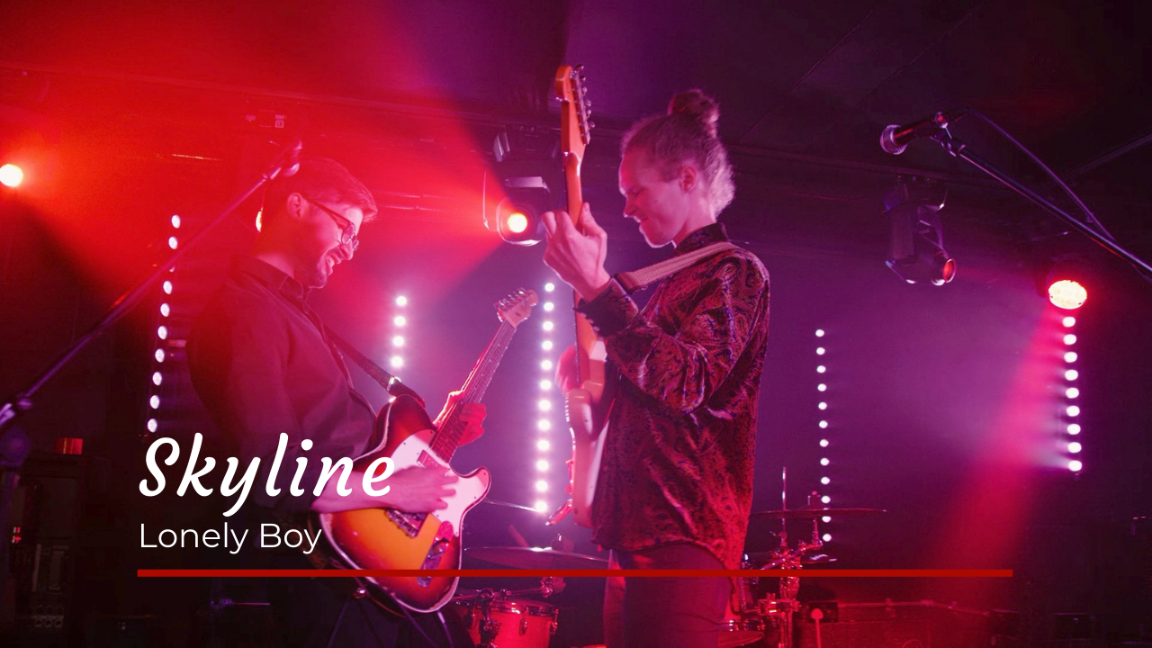 Skyline - Lonely Boy