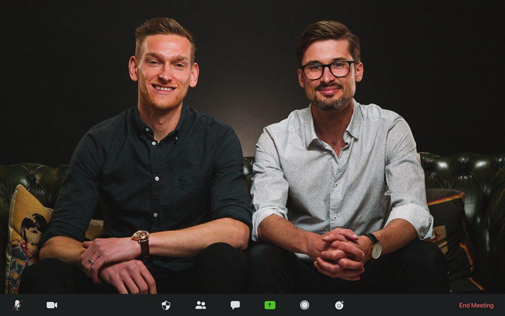 Get In Touch Adam & Craig